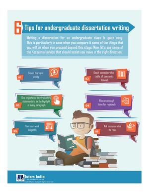 Tips For Undergraduate Dissertation Writing