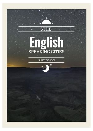 6thB English speaking cities