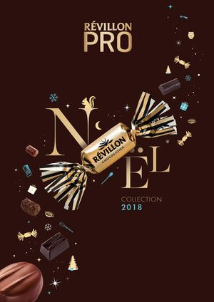 Catalogue Revillon Pro Noel 2018