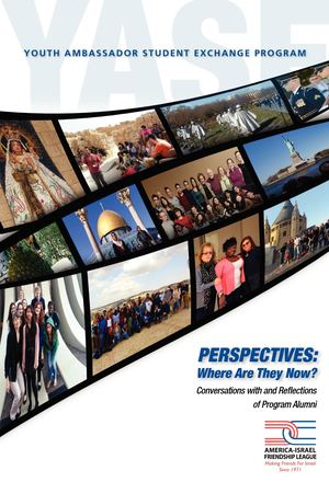 YASE Perspectives: Where Are They Now? | Volume 1 - 2013 - 2014