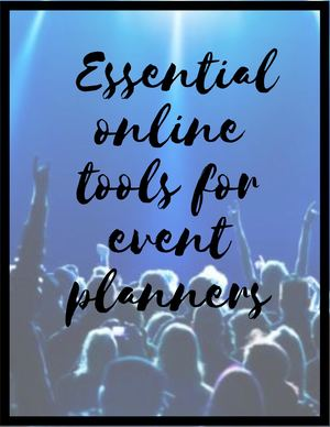 Essential Online Tools For Event Planners