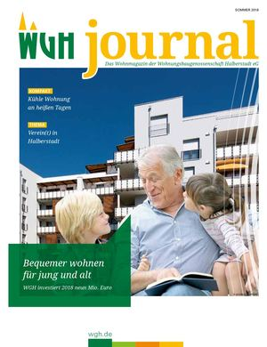 WGH Halberstadt Journal 01 2018