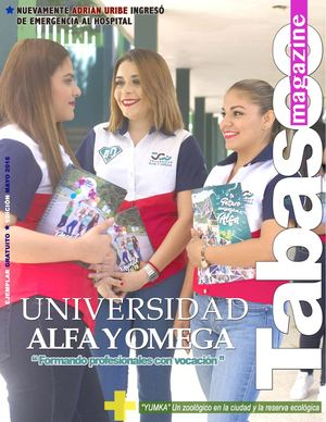 Revista Tabasco Magazine