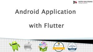 Learn Whole Things about - Android application with Google flutter