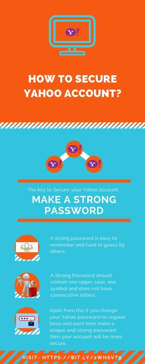 How to Make a Strong Yahoo Password | Change Yahoo Password