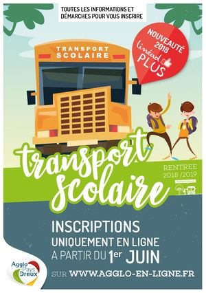Depliant Rentree Transport 2018 2019