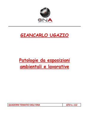 Calaméo - Qto 112 - Patologie da esposizioni ambientali e lavorative abde2b1022465