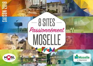 Sites Moselle Passion 2018