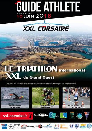 Guide Athlete Xxl Corsaire