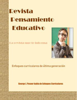 Revista Pensamiento Educativo