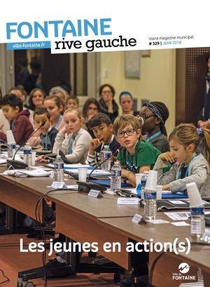 Fontaine Rive Gauche 329 Juin 2018