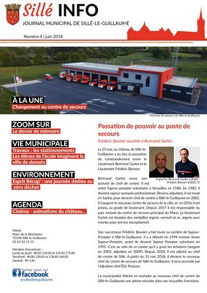 Journal municipal Juin 2018