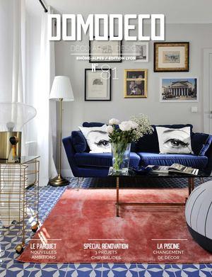 Calaméo DOMODECO RhôneAlpes Edition Lyon Juin - Plinthe carrelage et tapis roulant immergé pour chien d occasion