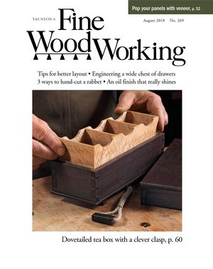 Calameo Fine Woodworking 269 July August 2018 Preview