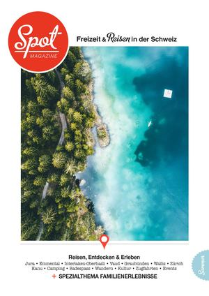 Calaméo - Spot Magazine Sommer 2018