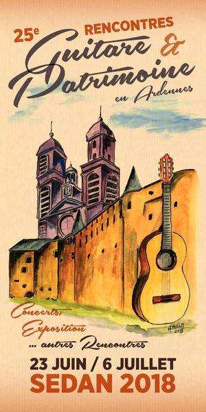 rencontres guitare et patrimoine)