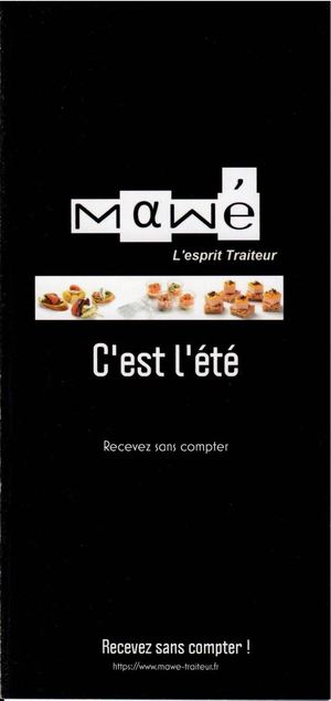 Catalogue MaWé été 2018