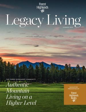 Forest Highlands Realty 2018 Magazine