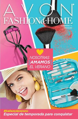 Campaña 11 Fashion Home pedidos a: Instagram avon_lzc