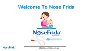 Nasal Aspirators Product for New Born Baby by Nose Frida