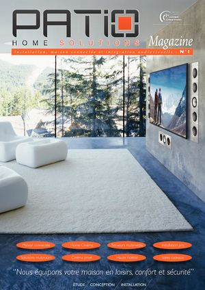 Patio Home Solutions Magazine