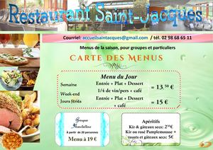Restaurant Saint-Jacques