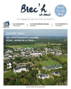Brech in news n°11 (juin > sept 18)