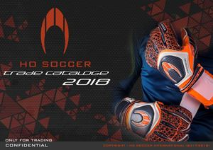 Catalogue Ho Soccer 2018