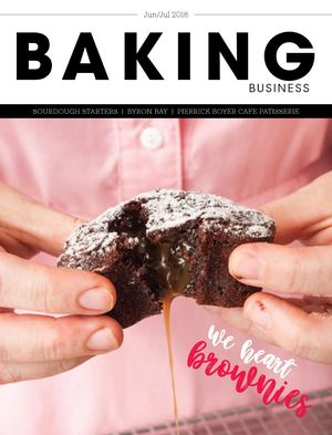 Baking Jun/Jul 2018