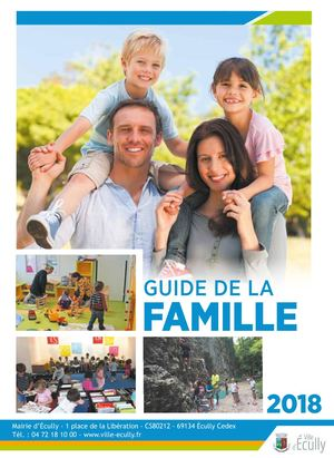 Guide Famille 2018