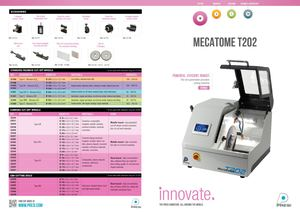 Mecatome T202 - Technical Documentation 2018