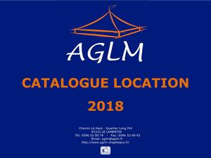 Catalogue AGLM Martinique 2018