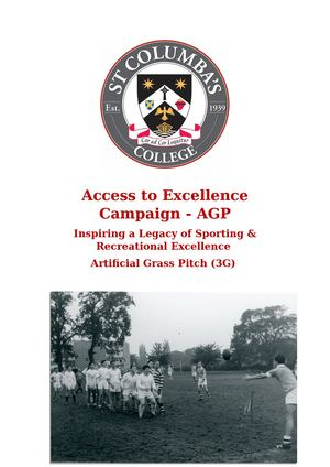 Scc Access To Excellence Campaign Agp Jan 2018 A5 Ss