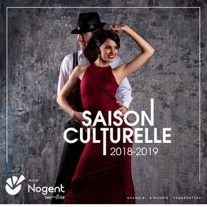 Saison Culturelle 2018 2019