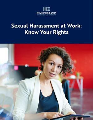 San Francisco Employment Lawyers Discuss Workplace Sexual Harassment