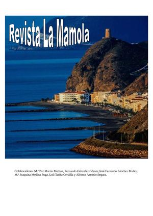 Revista digital La Mamola 2018