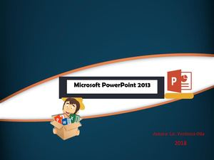 Manual de Powerpoint 2013