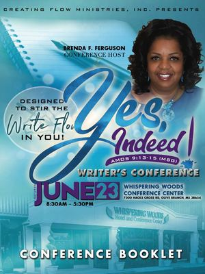 Yes Indeed Writers Conf Booklet 2018 (Optimized)