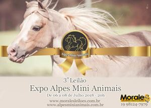 3 Expo Alpes Mini Animais