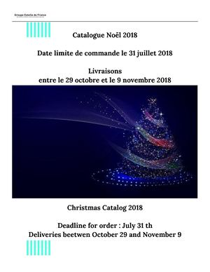 catalogue noel 2018 date Calaméo   brimbelle foods catalogue noel 2018 date