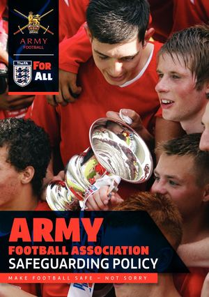 Army FA Safeguarding Booklet