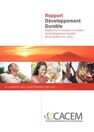 Rapport DD Cacem 2015 2016