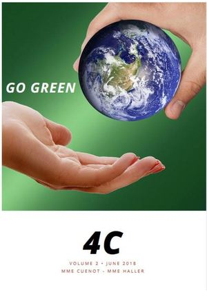 Magazine 2 - Go green !