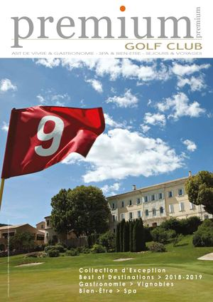Magazine Premium Golf Club 2018-2019