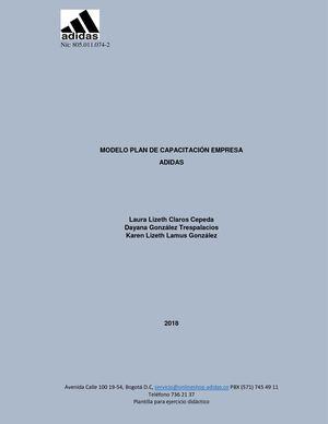 Calaméo - Cartilla Coordinar Actividades De Capacitación Empresa Adidas 413d308f4fc0