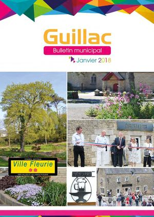 Bulletin Municipal Guillac 2018