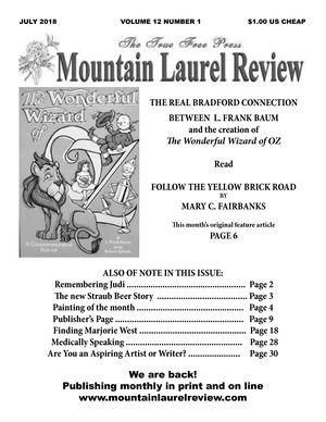 Mt Laurel Review July 2018
