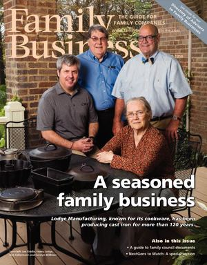 Family Business Magazine-July/August 2018