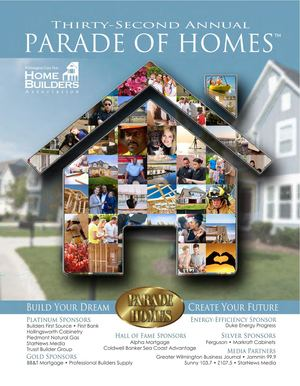 2018 Parade of Homes Plan Book