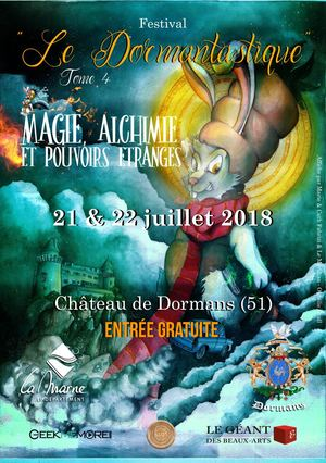 Festival Le Dormantastique